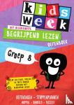 Kidsweek - Het allerleukste begrijpend lezen oefenboek