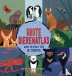 McRae, Anne - De grote dierenatlas