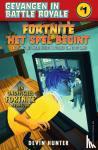 Hunter, Devin - Fortnite - Het spel begint