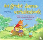 Busser, Marianne, Schröder, Ron - Het grote dierenverhalenboek
