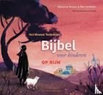 Busser, Marianne, Schröder, Ron - Bijbel voor kinderen - op rijm - Nieuwe Testament