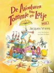Vriens, Jacques - De avonturen van Tommie en Lotje deel 1
