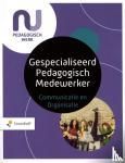 Colbers, Wilmie - Profielboek Gespecialiseerd pedagogisch medewerker-Communicatie