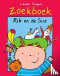 Slegers, Liesbet - Rik Zoekboek Rik en de Sint