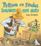 Nordqvist, Sven - Pettson en Findus bouwen een auto