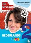 Luth-van den Berg, Hanneke, Plug, Geertje, Veen, Rob van, Verhoeff, Stephan - Op Niveau 2 vmbo-bk Leeropdrachtenboek