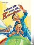 Roos, H. de - Vakantie met de Kameleon - POD editie
