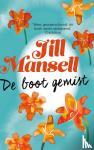 Mansell, Jill - De boot gemist (POD) - POD editie