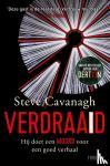 Cavanagh, Steve - Verdraaid