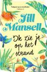 Mansell, Jill - Ik zie je op het strand (POD)