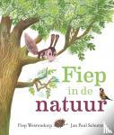 Schutten, Jan Paul - Fiep in de natuur