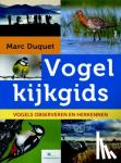 Duquet, Marc - Vogelkijkgids