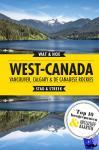Wat & Hoe Stad & Streek - West-Canada, Vancouver, Calgary en de Canadese Rockies