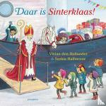 Hollander, Vivian den - Daar is Sinterklaas!