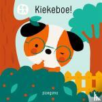 Leijgraaf, Deborah van de - BORA Kiekeboe!