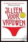 Janssen, Marleen - Alleen voor vrouwen - POD editie