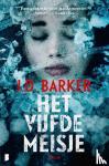 Barker, J.D. - Het vijfde meisje