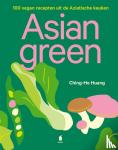 Huang, Ching-He - Asian green