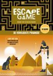 Giacometti, Erwan, Lafond, Jérome - De vervloekte piramide