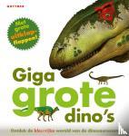 Greenwood, Marie - Giga grote dino's