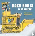 Lieshout, Ted van - Boer Boris : Boer Boris in de sneeuw
