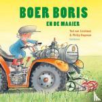 Lieshout, Ted van - Boer Boris en de maaier