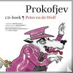 Prokofjev, Sergej - Peter en de wolf
