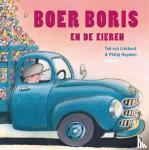 Lieshout, Ted van - Boer Boris en de eieren