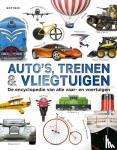 Gifford, Clive - Auto's, treinen & vliegtuigen