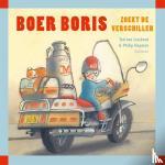 Lieshout, Ted van - Boer Boris zoekt de verschillen