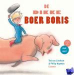 Lieshout, Ted van - Boer Boris: De dikke Boer Boris (+ DVD)