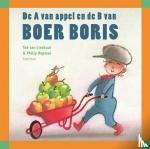 Lieshout, Ted van - De A van appel en de B van Boer Boris