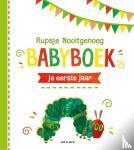 Carle, Eric - Rupsje Nooitgenoeg Babyboek