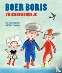 Lieshout, Ted van - Boer Boris vriendenboekje