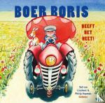 Lieshout, Ted van - Boer Boris heeft het heet