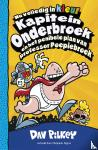 Pilkey, Dav - Kapitein Onderbroek en het penibele plan van professor Poepiebroek