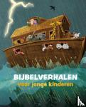 Berghof, Charlotte, Berghof, Michael - Bijbelverhalen voor jonge kinderen