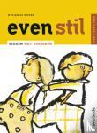 Keyser, Myrjam de - Even stil  Bidden met kinderen 3-5 jaar