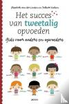Linden, Elisabeth van der, Kuiken, Folkert - Het succes van tweetalig opvoeden. Gids voor ouders en opvoeders - POD editie