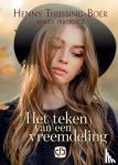 Thijssing-Boer, Henny - Het teken van een vreemdeling