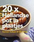 Depla, M.F.L.A - 20X Hollandse pot in plaatjes