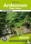 Klos, Mathieu - Rother wandelgids Ardennen Hoge Venen