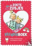 Zoete, Hanneke de - De zoete zusjes vriendenboekje
