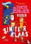 Zoete, Hanneke de - De zoete zusjes vieren Sinterklaas