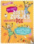 Zoete, Hanneke de - Het grote Zoete Zusjes vakantiedoeboek