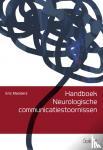 Manders, Eric - Handboek Neurologische communicatiestoornissen