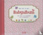 ZNU - Daar ben ik dan babyalbum roze