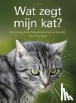 Lauer, Isabella - Wat zegt mijn kat?