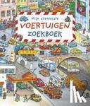 Gernhäuser, Susanne - Mijn allereerste voertuigen zoekboek