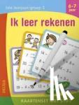 ZNU - Kaartenset met stift - ik leer rekenen (6-7 j.)